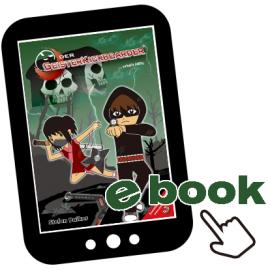 eBook: Der Geisterkickboarder - erhält Hilfe, Band 3