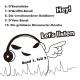 MP3: De Geischter-Kickboarder vo Wetzike … uf de Jagd, Band 1, Teil 2, Geschichten 6-10