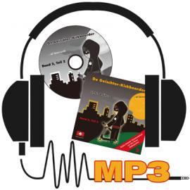 MP3: Der Geischterkickboarder - uf Spuresuechi, Band 2, Teil 2, Geschichten 6-10