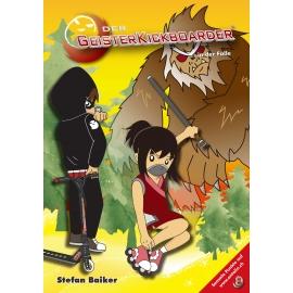Buch: Der Geisterkickboarder - in der Falle, Band 8